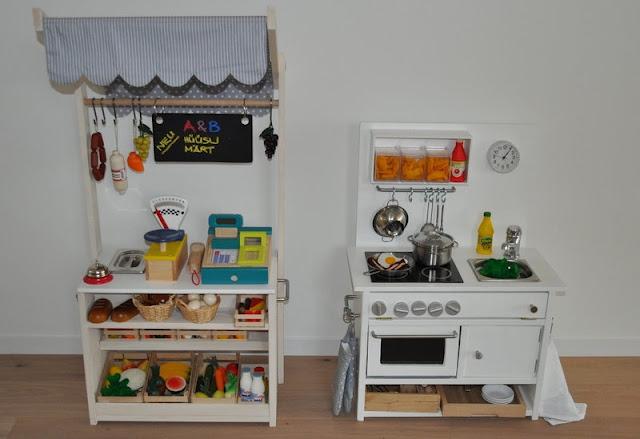 Ikea Play Kitchen Parts