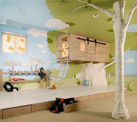 Diy Indoor Playground Bedrooms