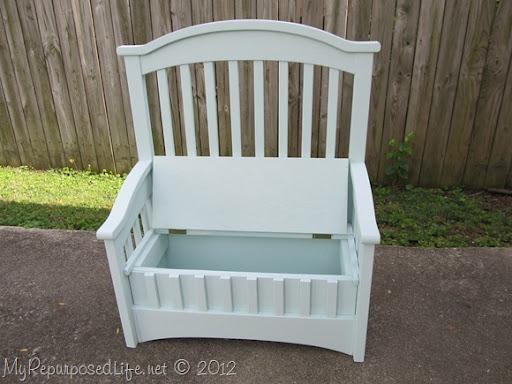 15 Cool Ways To Repurpose An Old Crib | Kidsomania