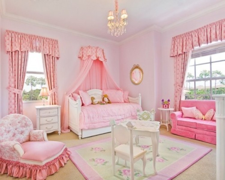 10 Luxurious Teen Girl Bedroom Designs | Kidsomania on Teen Rooms For Girls  id=42198