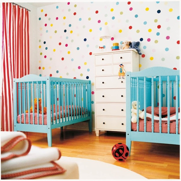 7 Inspiring Kid Room Color Options For Your Little Ones: 12 Delightful Nursery Design Ideas For Multiples