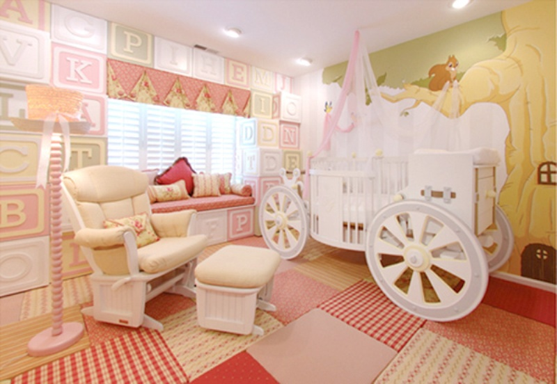 12 inspiring ideas for creating a really unusual kid s bedroom