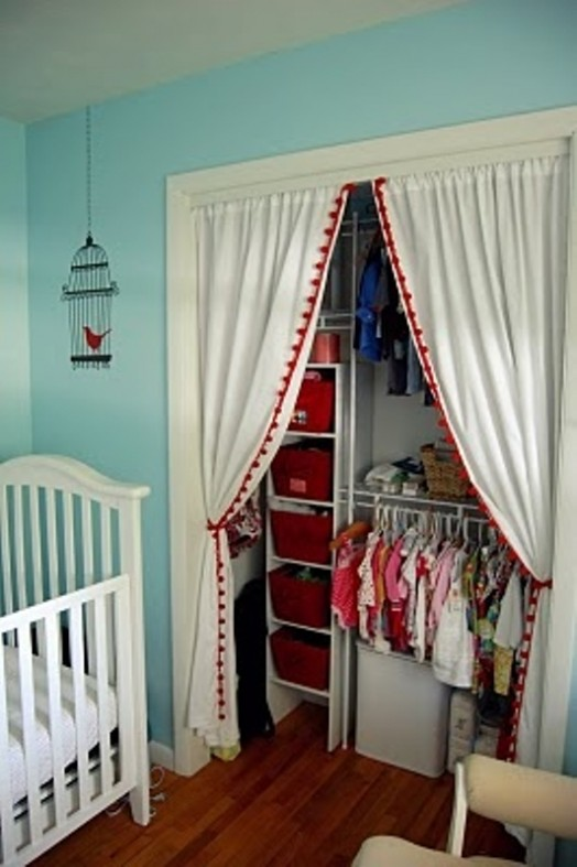 Small Kids Room Ideas For Girls Space Saving