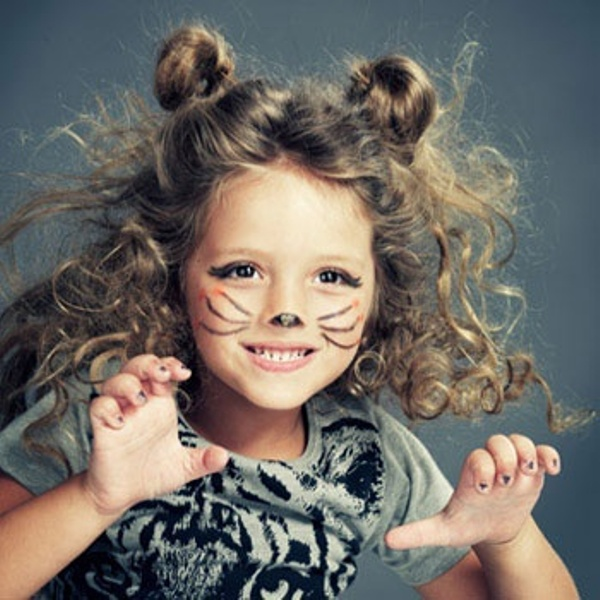 Remarkable 15 Easy Halloween Hairstyles For Kids Kidsomania Hairstyles For Women Draintrainus