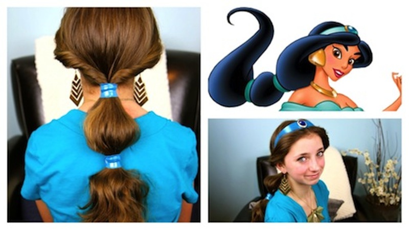 Jasmine Hairstyles For Short Hair : This entry is part of 10 in the series Cool Ideas And Crafts For ...