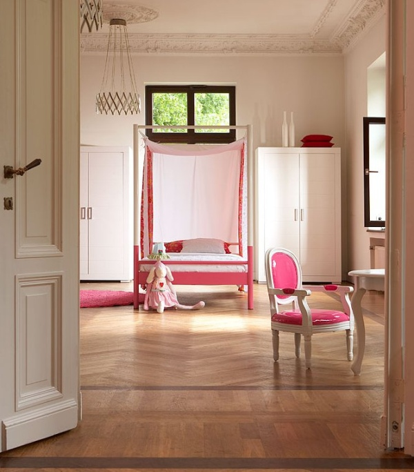15 Unique Girls' Bedrooms Designs For Your Inspiration ...