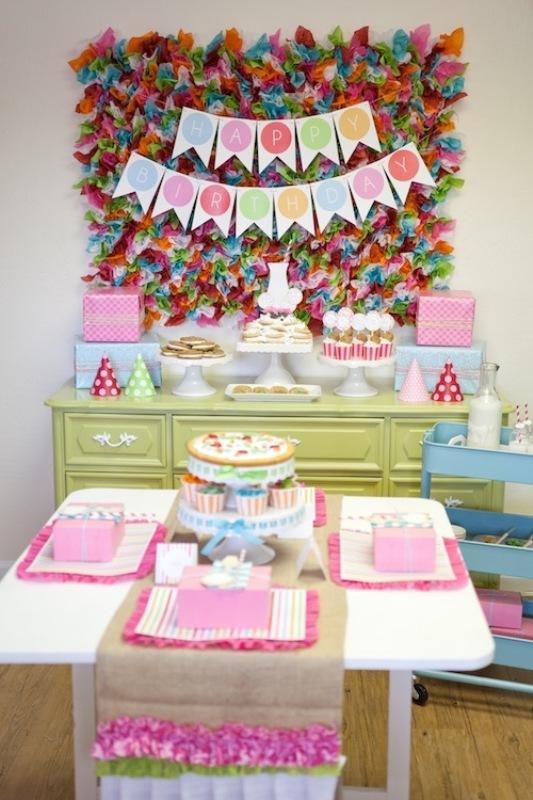 17 Best Birthday Party Ideas For Girls | Kidsomania