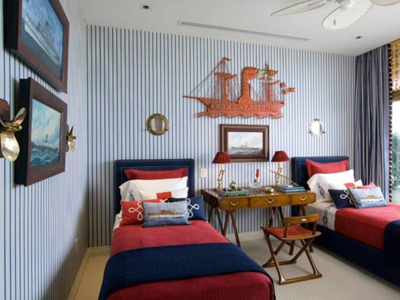 18 Inspiring Ideas Of A Marine Boy s Room Design. 18 Inspiring Ideas Of A Marine Boy s Room Design   Kidsomania