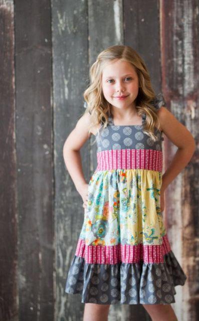 18 Summer Cute Dresses For Little Fashionistas Kidsomania