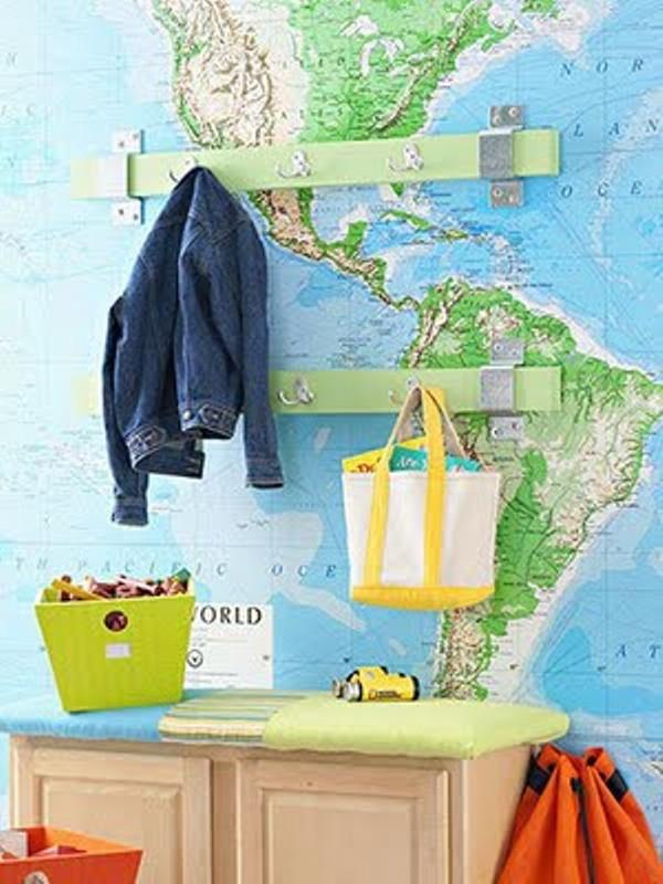 Kids Bedroom Hooks 20 interesting kids' wall hooks to put kids' rooms in order