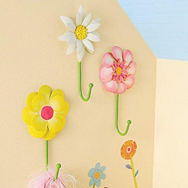 New  Interesting Kids u Wall Hooks To Put Kids u Rooms In Order Kidsomania
