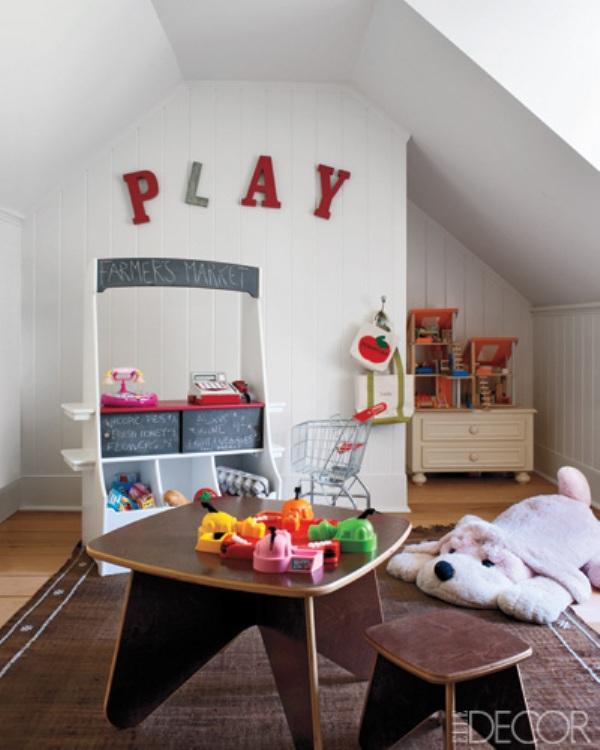 Colorful Playroom Design: 20 Amazing Playroom Design Ideas