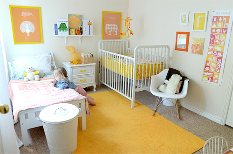 20 Amazing Shared Kids Room Ideas For Kids Of Different ...