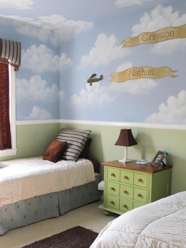 20 Awesome Shared Bedroom Design Ideas For Your Kids ...
