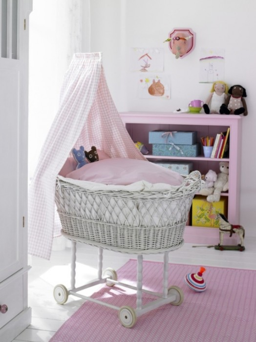 20 Gentle Vintage Nursery Decor Ideas For Your Baby