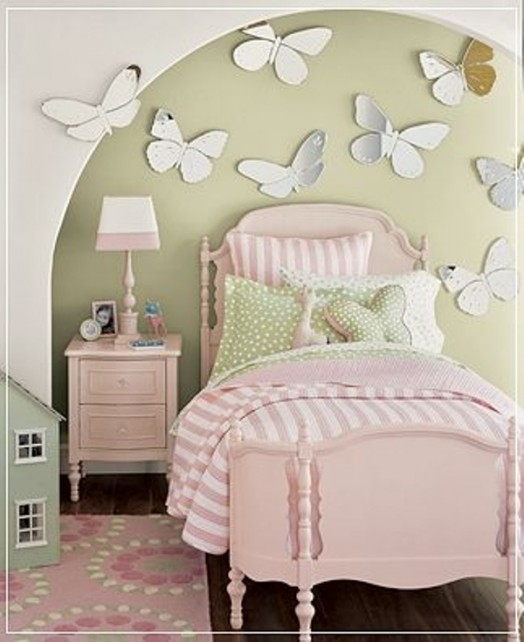 Green Kids Room: 20 Cool Green Kids Rooms To Inspire