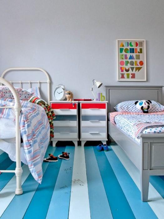 Kids Design Room: 20 Inspiring Kids Room Floor Design Ideas