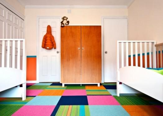 20 inspiring kids room floor design ideas kidsomania. Black Bedroom Furniture Sets. Home Design Ideas