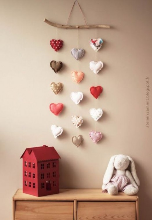 Cute Decorating Ideas For Small Living Rooms: 21 Trendy And Cute Heart Nursery Decor Ideas