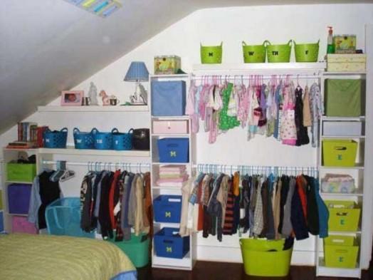 Baby Closet Organization Diy Storage Solutions