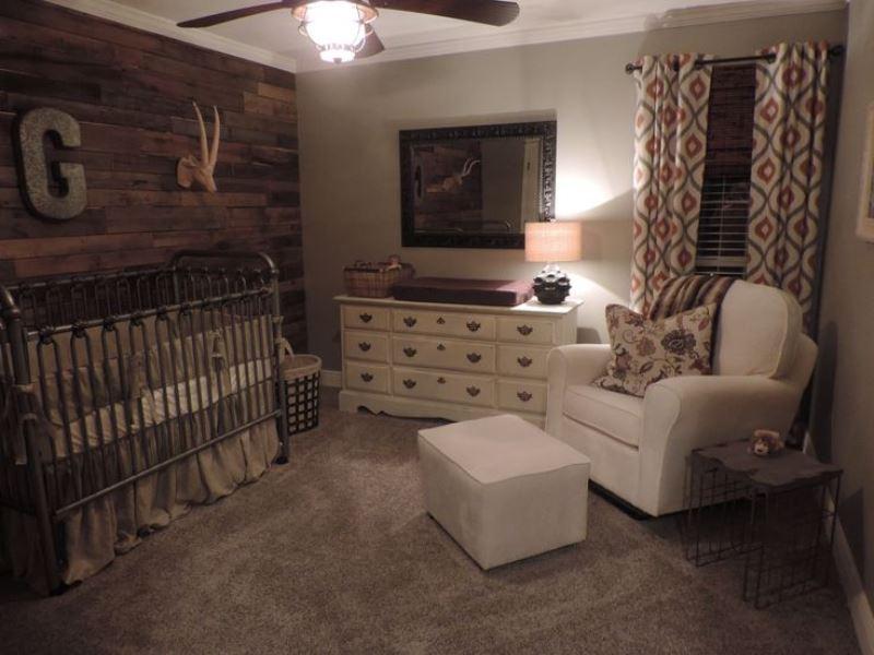 Rustic Kids Bedrooms 20 Creative Cozy Design Ideas: 23 Creative And Cozy Rustic Kids Bedrooms
