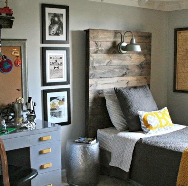 Rustic Boy Bedroom Decor: 23 Creative And Cozy Rustic Kids Bedrooms