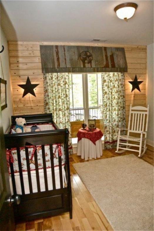 23 Fantastically Beautiful Starry Nursery Decor Ideas