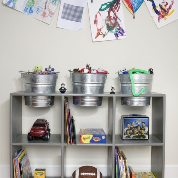 25 open storage ideas for kids stuff kidsomania - Diy kids room storage ideas ...