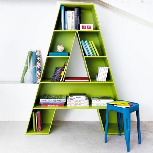 25 really cool kids bookcases and shelves ideas kidsomania - Estanterias infantiles ...