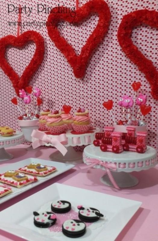 25 Sweetest Kids Valentine S Day Party Ideas Kidsomania