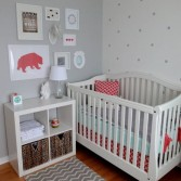 Baby Nursery Design Kidsomania - Baby nursery room ideas