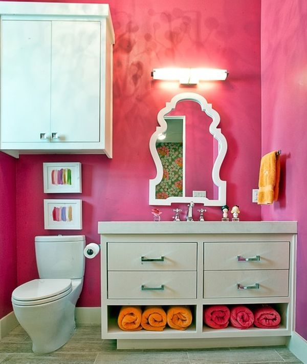 30 really cool kids bathroom design ideas - Bathroom Designs For Kids