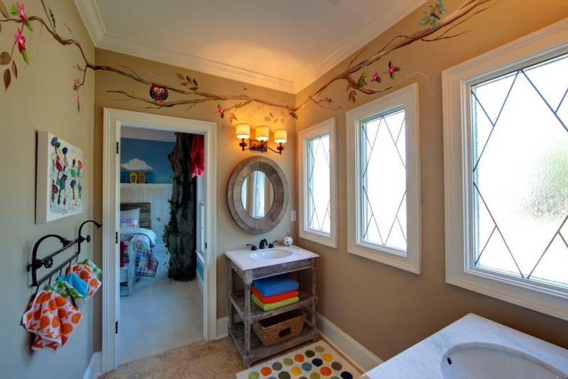 30 Really Cool Kids Bathroom Design Ideas Kidsomania
