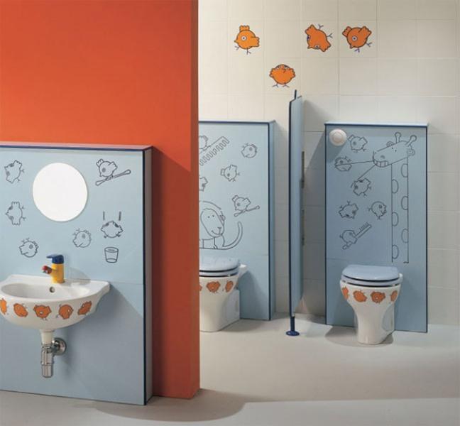 Kids Bathroom Ideas: 30 Really Cool Kids Bathroom Design Ideas