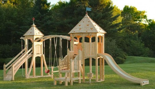 30 Cool Outdoor Play Sets For Kids Summer Activities