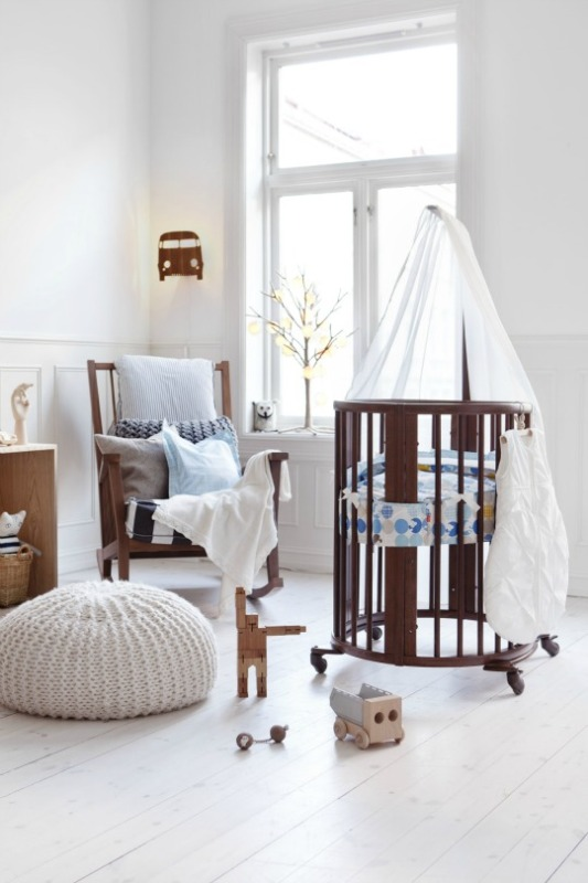 Marvelous Delve in to check out some gorgeous round crib designs and pick the style that is the best for you precious little one