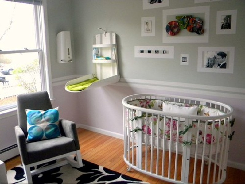Epic Delve in to check out some gorgeous round crib designs and pick the style that is the best for you precious little one