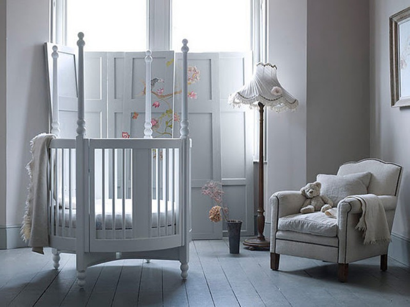 Why More And More Parents Are Opting >> 30 Cool Round Baby Crib Designs | Kidsomania