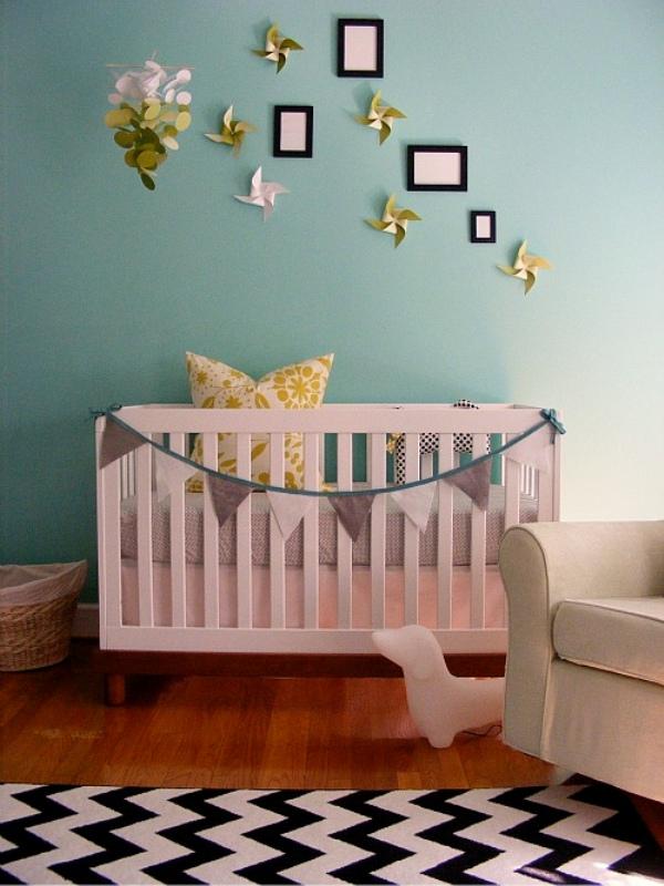 Baby Boy Nursery Rooms: 30 Gender Neutral Nursery Design Ideas