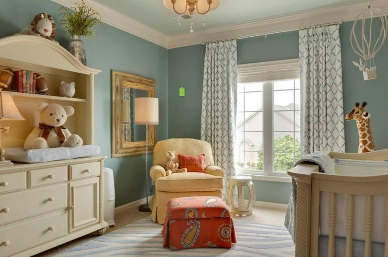 детская комната фото интерьеров