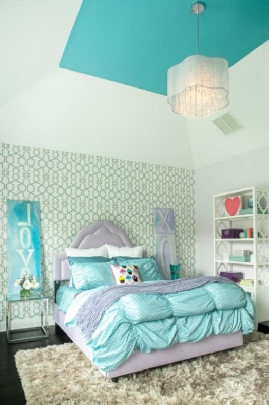 glamorous teen girl bedroom ideas | 30 Glamorous And Whimsy Teen Girls Room Design Ideas To ...