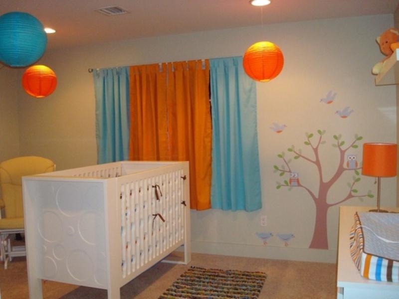 30 Ideas How To Use Orange In Kids Rooms Kidsomania