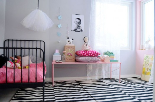 31 awesome eclectic teen girls bedrooms design ideas to get inspired 11 524x346