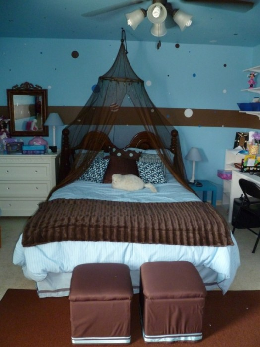 7 Inspiring Kid Room Color Options For Your Little Ones: 31 Chocolate Brown Kids Rooms Design Ideas To Inspire