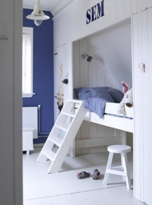 33 Space Saving Built In Kids Beds Ideas Kidsomania