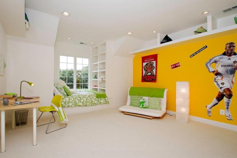 futon bedroom ideas 33 space saving built in kids beds ideas kidsomania futon room ideas - Futon Bedroom Ideas