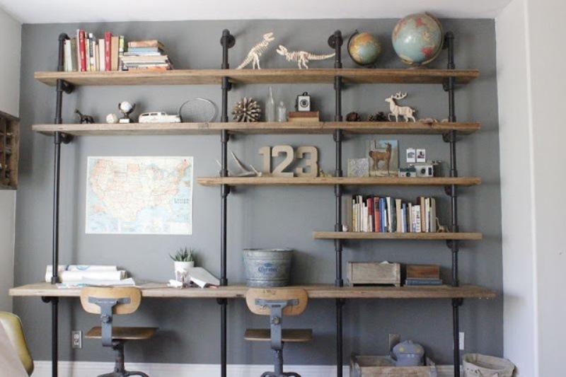 35 Kids Desks Spaces Inspirational Ideas | Kidsomania