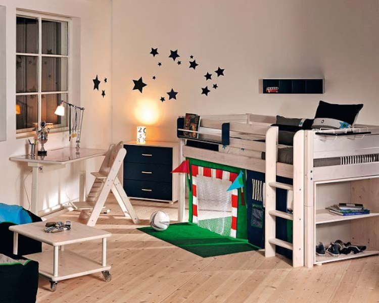 Fresh  or a cool indoor tree fort etc This is how you may show your love to your child and satisfy his or her needs in having a very own and lovely space