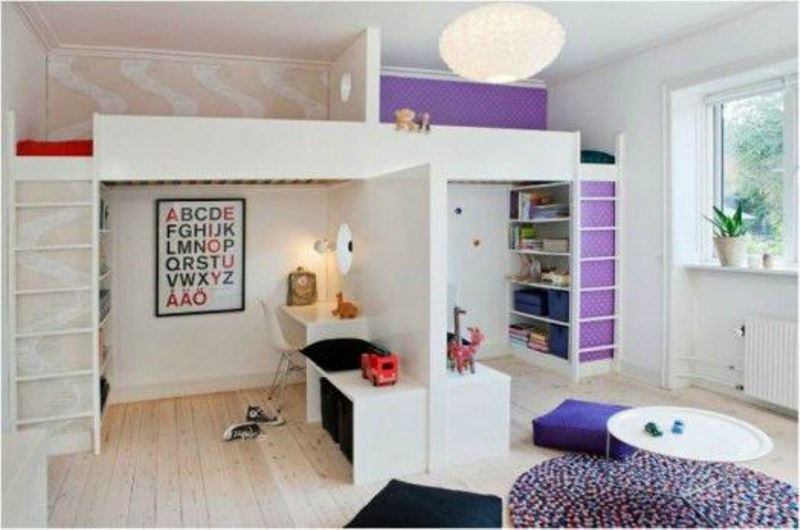 4 clever tips and 29 cool ideas to design a shared room for a boy 4 clever tips and 29 cool ideas to design a shared room for a boy and a girl kidsomania sisterspd