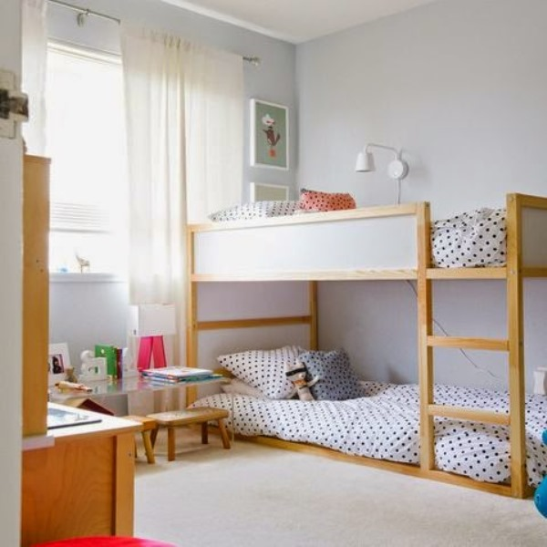 Shared Boys Bedroom Storage: 4 Clever Tips And 29 Cool Ideas To Design A Shared Room